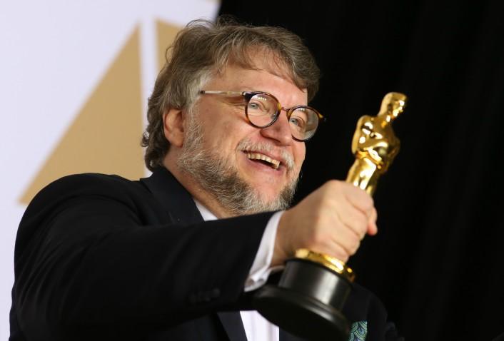 Le réalisateur mexicain Guillermo del Toro a reçu l'Oscar du meilleur film pour « La forme de l'eau ».