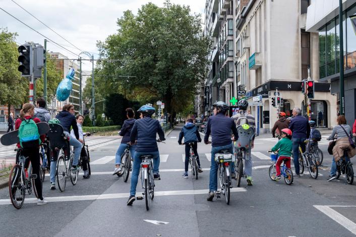 Vélo Reporters QUINET